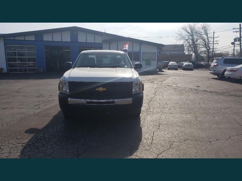 Chevrolet Silverado 1500 2013 price $11,795