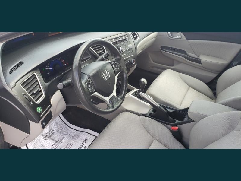 Honda Civic Sedan 2014 price 12995
