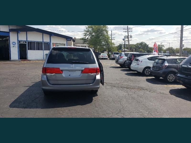 Honda Odyssey 2008 price $8,795