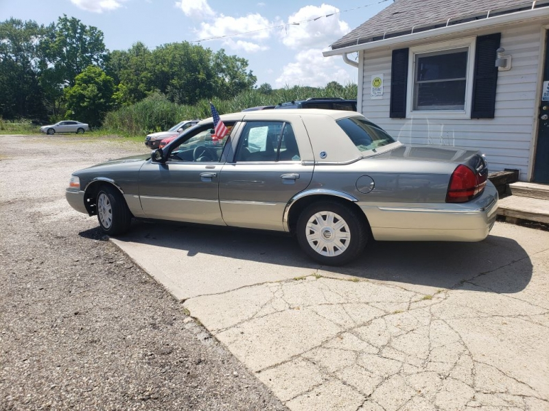 Mercury Grand Marquis 2004 price $5,990