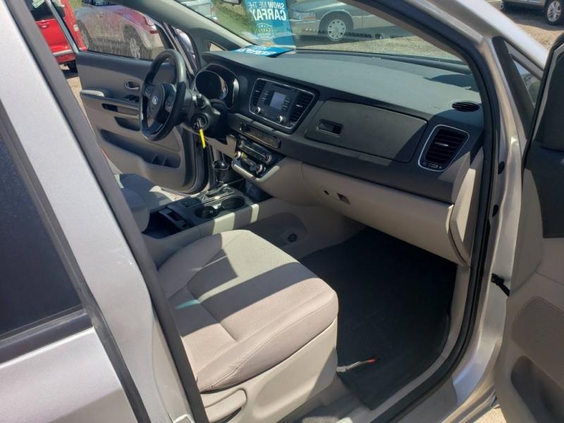 Kia Sedona 2016 price $10,490