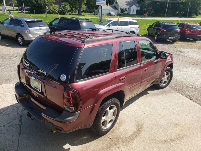 Chevrolet TrailBlazer 2005 price $3,995