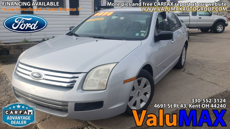 Ford Fusion 2006 price $4,830