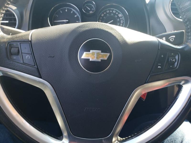 Chevrolet Captiva Sport Fleet 2012 price $5,995