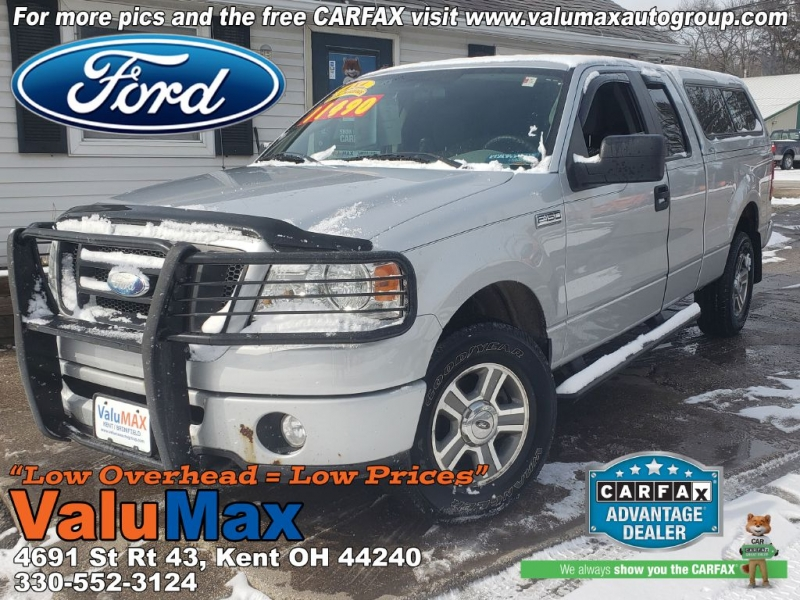 Ford F-150 2008 price $11,490