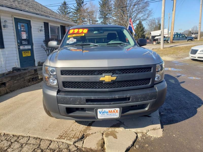 Chevrolet Silverado 1500 2012 price $9,990