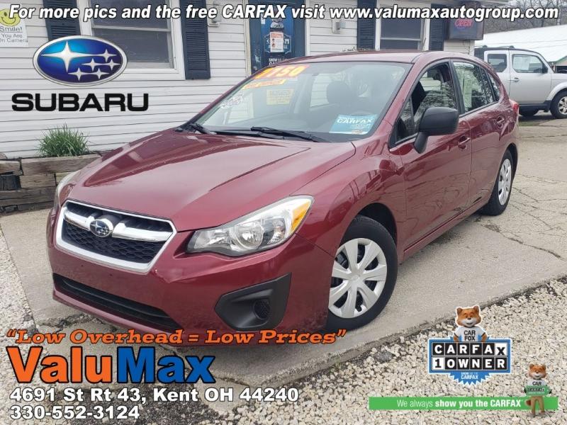 Subaru Impreza Wagon 2013 price $7,750