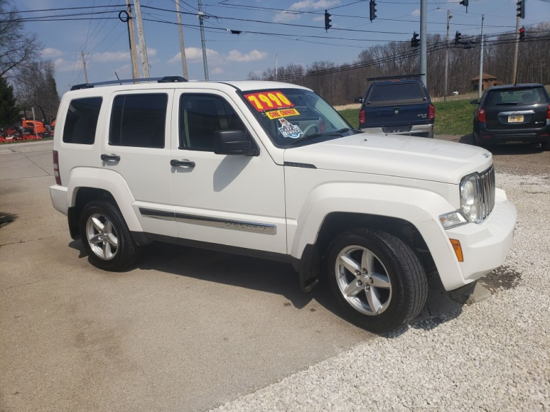 Jeep Liberty 2008 price $7,990