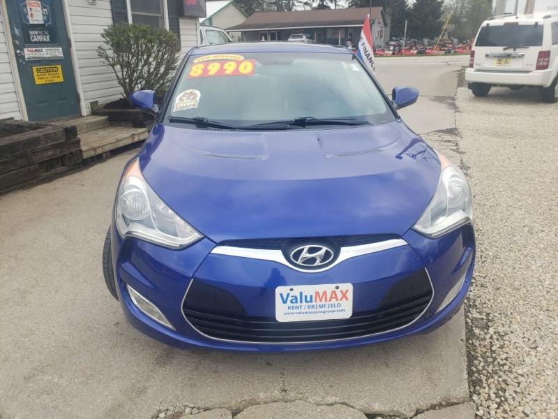 Hyundai Veloster 2012 price $8,990