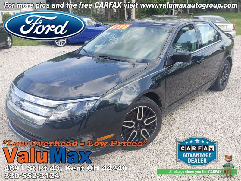 Ford Fusion 2010 price $6,730