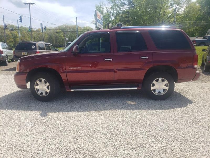 Cadillac Escalade 2002 price $6,990