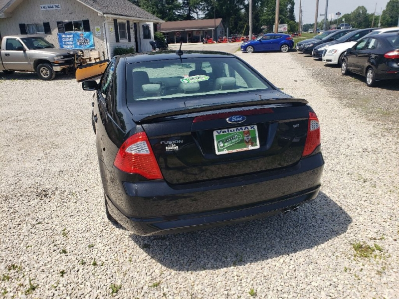 Ford Fusion 2010 price $6,725