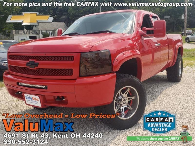 Chevrolet Silverado 1500 2010 price $14,500