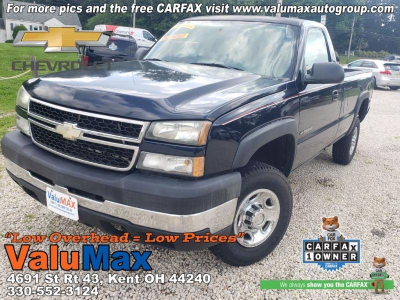 Chevrolet SILVERADO 2500 2006 price $11,500