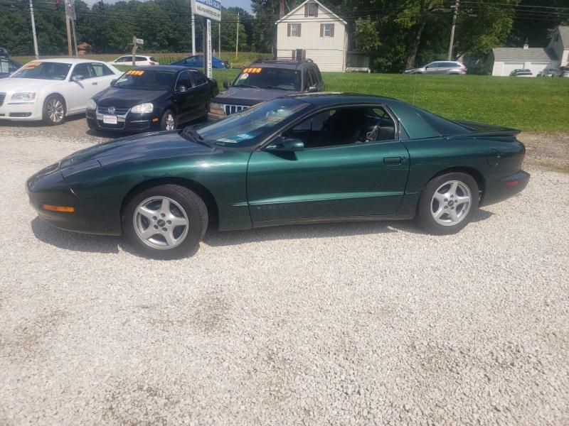 Pontiac Firebird 1996 price $5,990