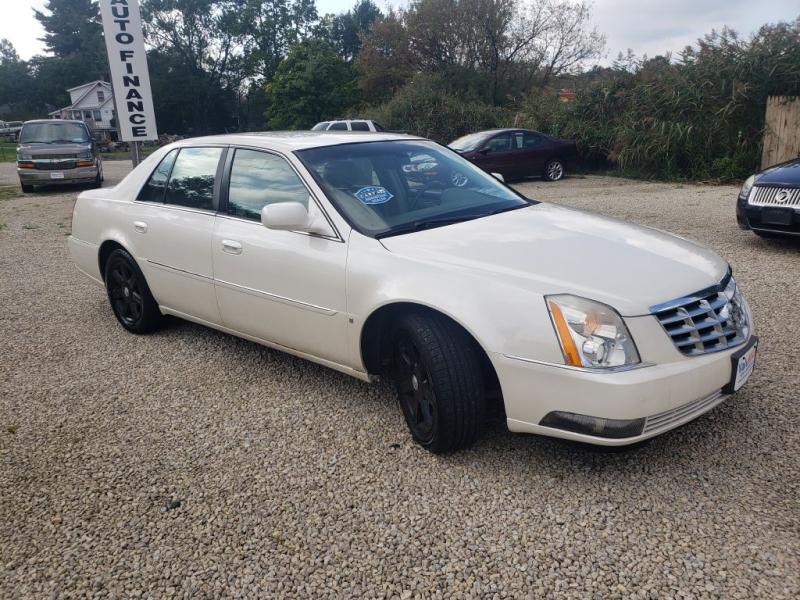 Cadillac DTS 2006 price $4,990