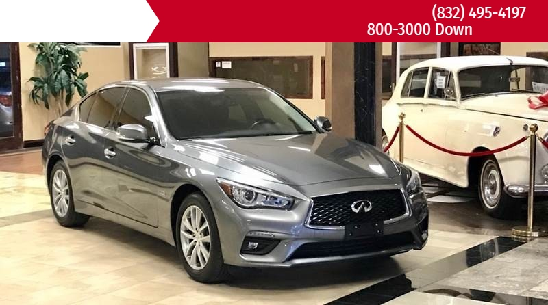 Infiniti Q50 2018 price Call for Pricing.