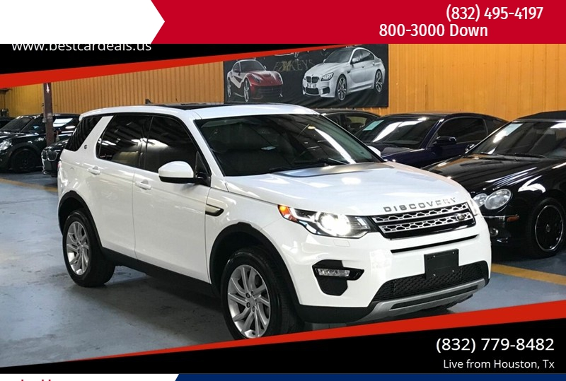 Land Rover Discovery Sport 2016 price Call for Pricing.