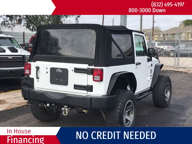 Jeep Wrangler 2016 price Call for Pricing.
