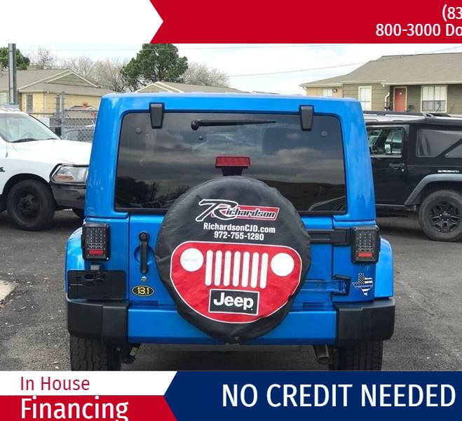Jeep Wrangler Unlimited 2016 price Call for Pricing.