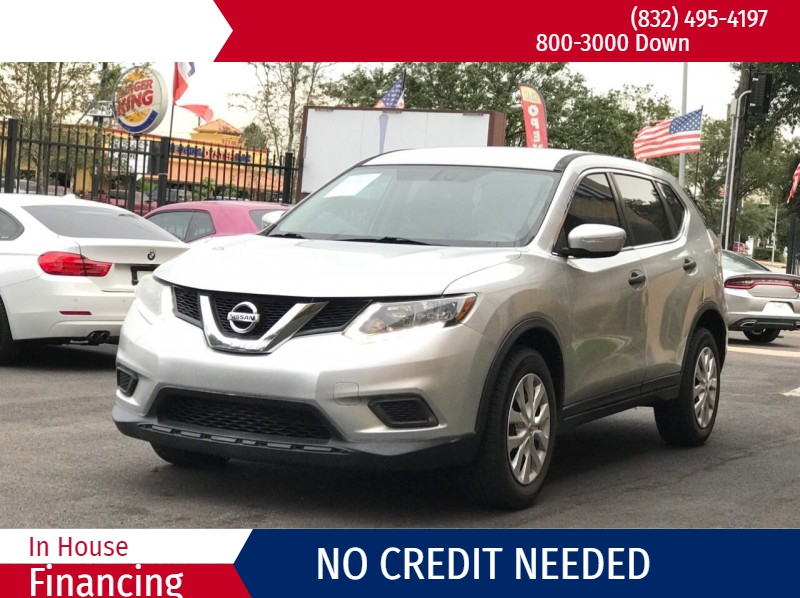 Nissan Rogue 2016 price $2,500