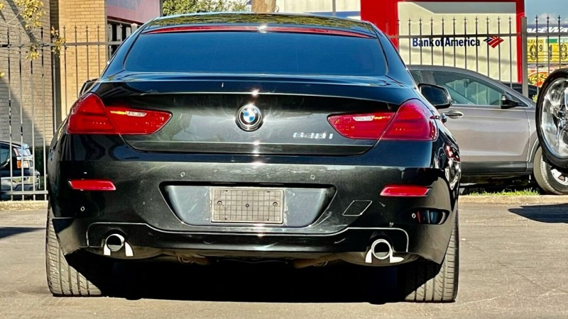 BMW 6 Series 2013 price 5000-6500 Down