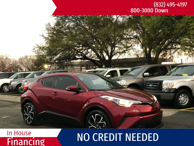 Toyota C-HR 2018 price Call for Pricing.