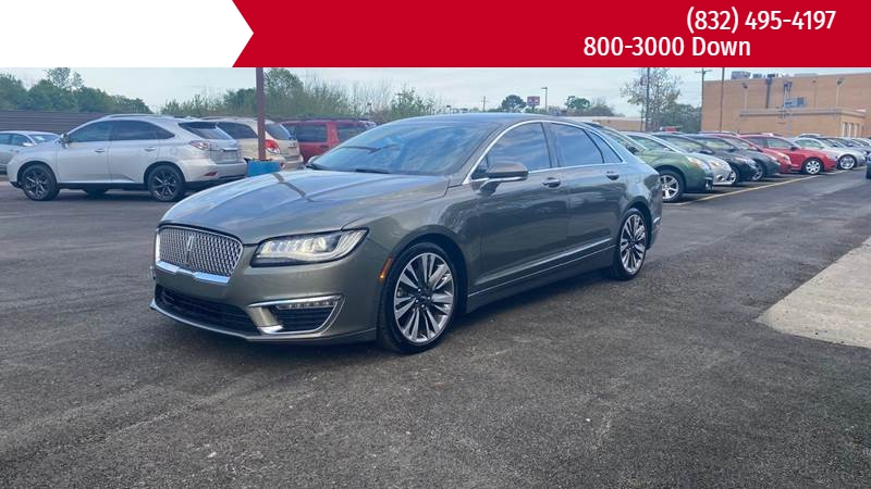 Lincoln MKZ 2017 price Call for Pricing.
