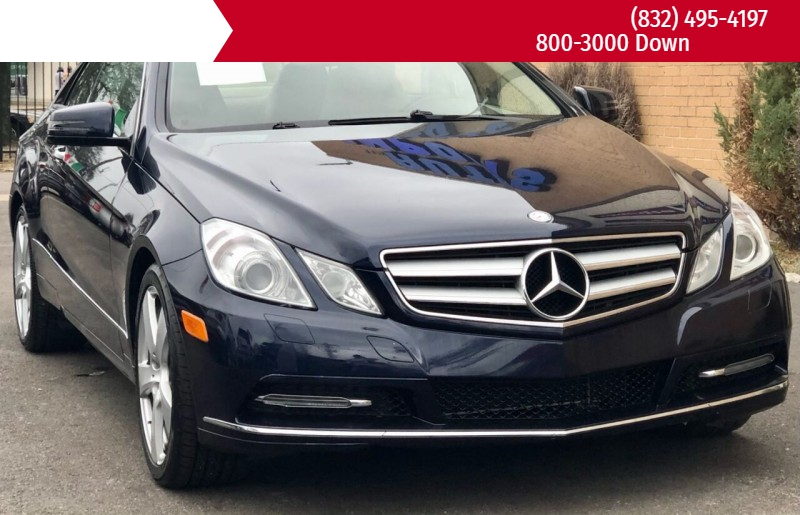 Mercedes-Benz E-Class 2013 price Call for Pricing.