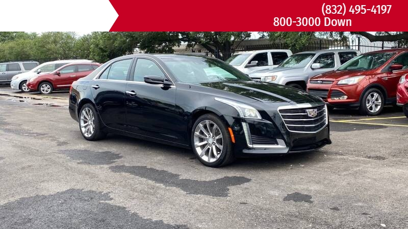 Cadillac CTS 2016 price Call for Pricing.