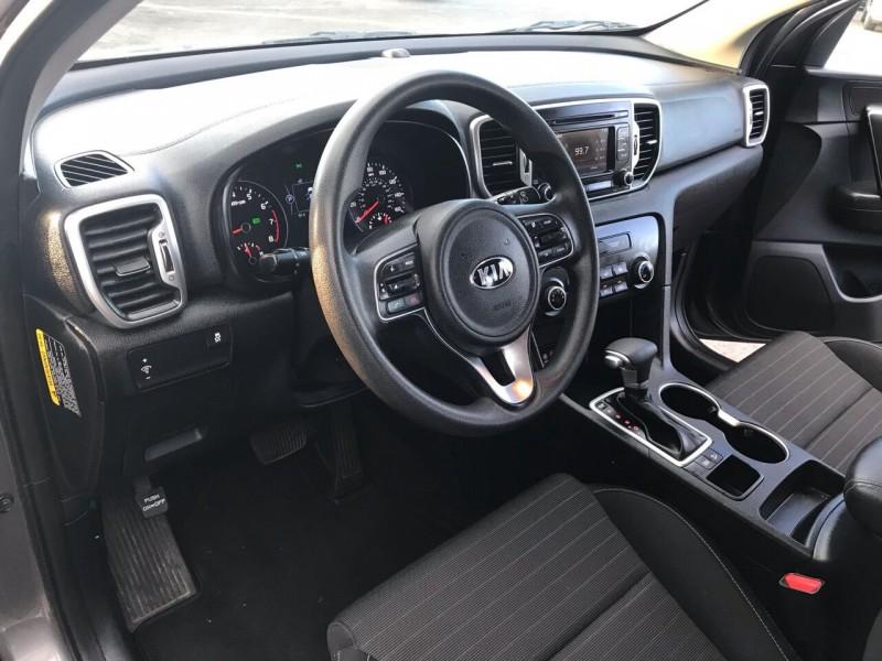Kia Sportage 2018 price $3,000