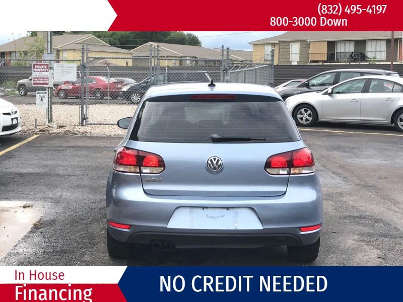 Volkswagen Golf 2012 price $1,500