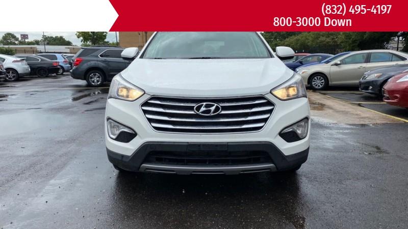 Hyundai Santa Fe 2016 price $1,500