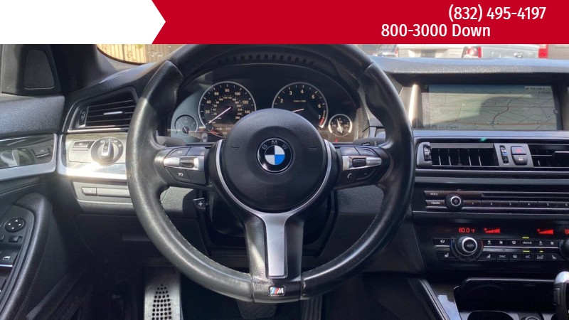 BMW 5 Series 2014 price $4,000