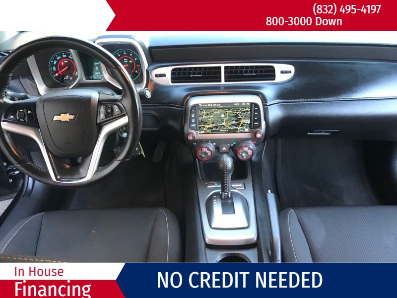 Chevrolet Camaro 2015 price $2,500