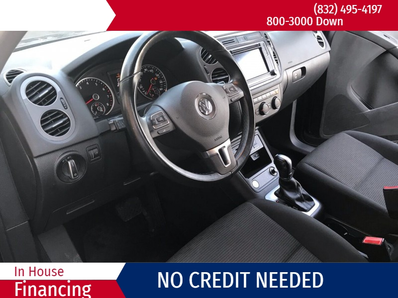 Volkswagen Tiguan 2017 price $1,500