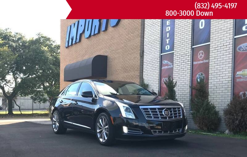 Cadillac XTS 2013 price $995