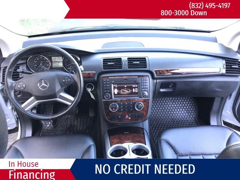 Mercedes-Benz R-Class 2010 price $2,000