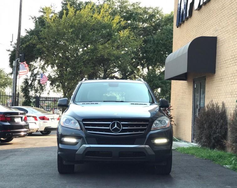 Mercedes-Benz M-Class 2012 price $1,500