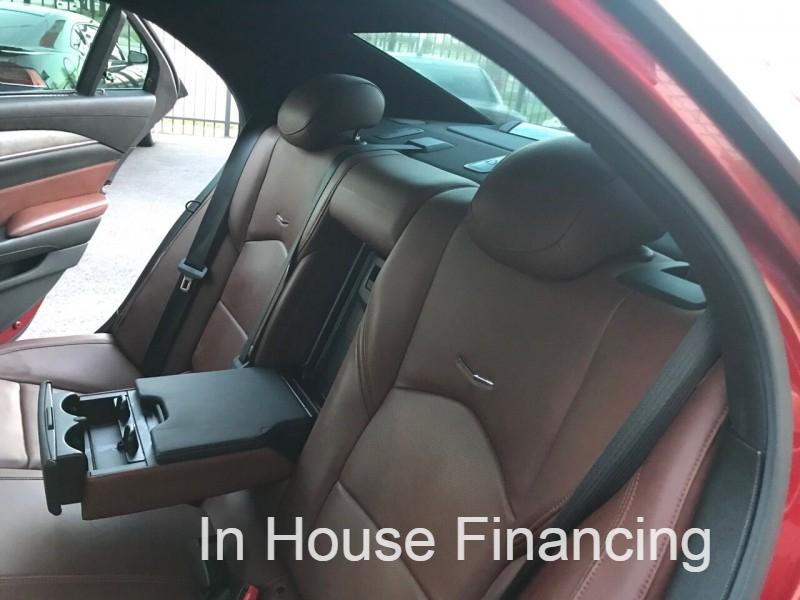 Cadillac CTS 2014 price $1,500