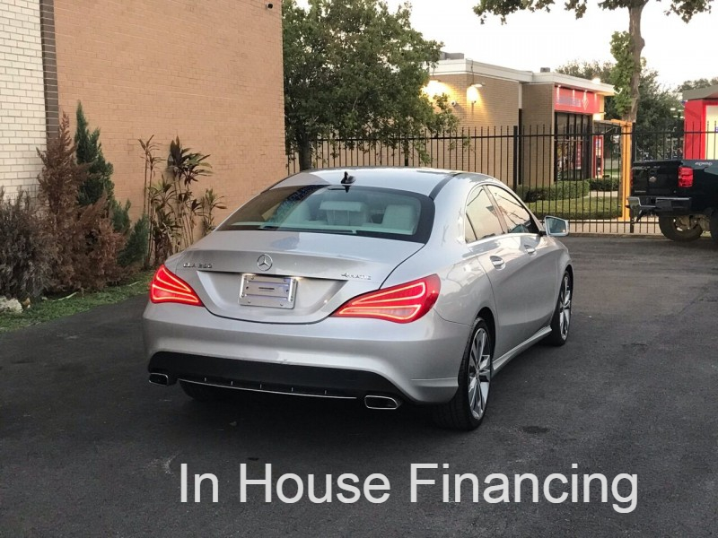 Mercedes-Benz CLA 2015 price $16,995