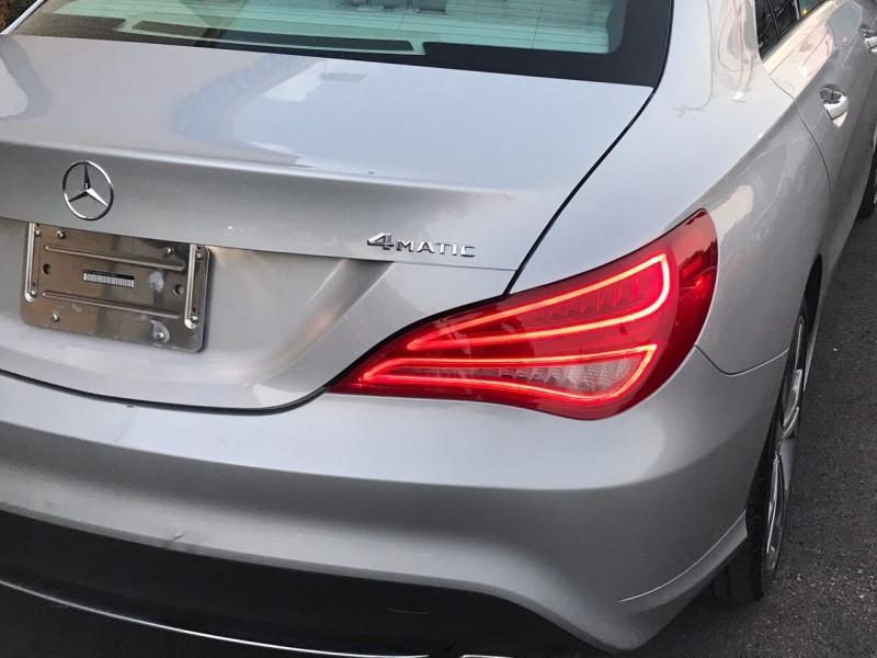 Mercedes-Benz CLA 2015 price $1,500