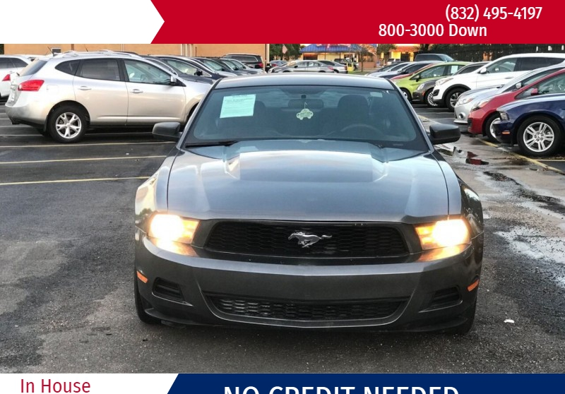 Ford Mustang 2010 price $6,995