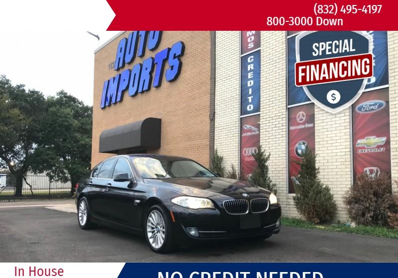 BMW 5 Series 2012 price $1