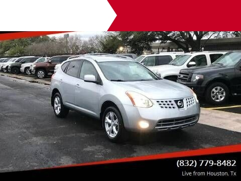 Nissan Rogue 2008 price $5,495