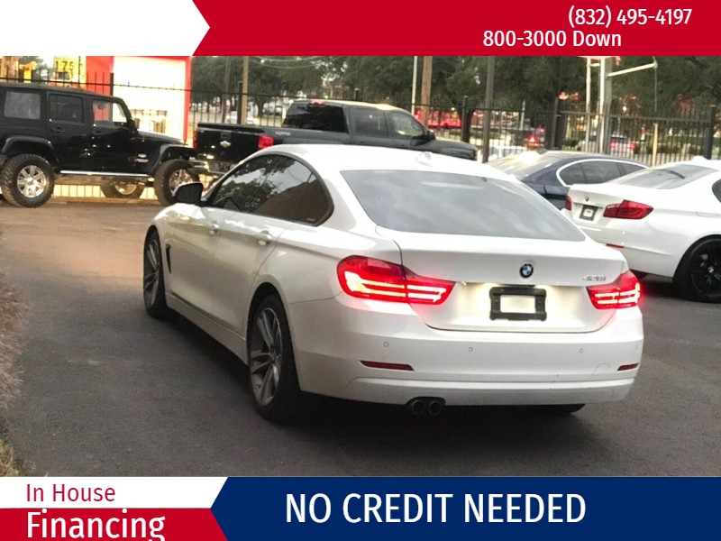 BMW 4 Series 2015 price $1,500