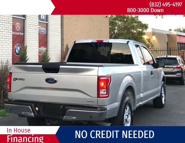 Ford F-150 2016 price $1,500