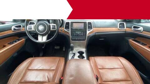 Jeep Grand Cherokee 2012 price $1,500