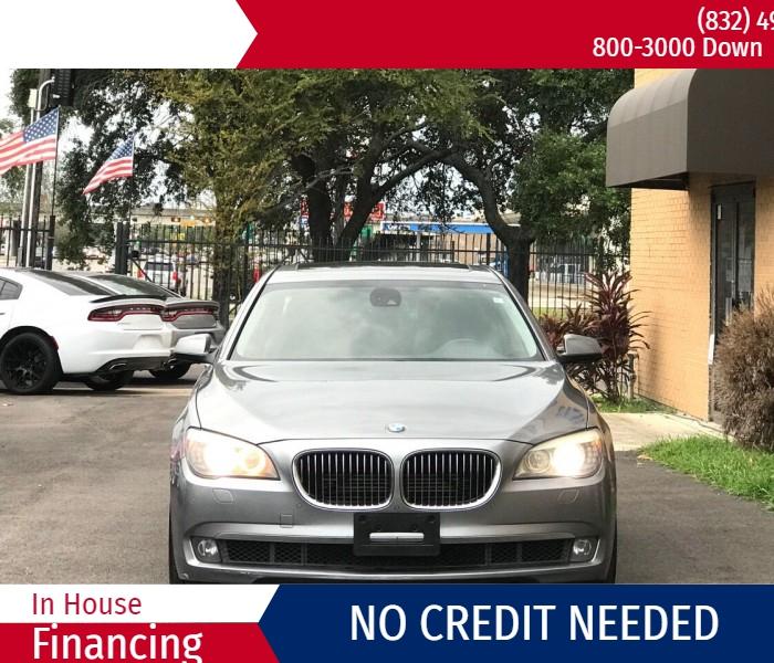 BMW 7 Series 2012 price $1,500
