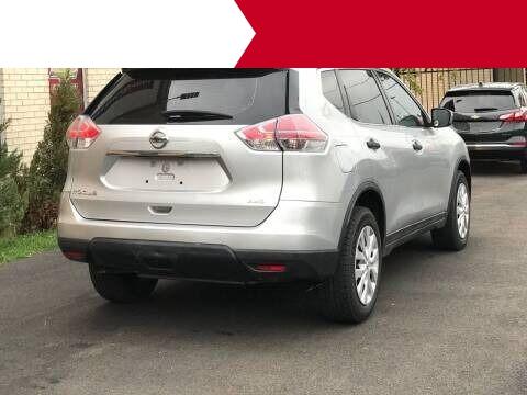 Nissan Rogue 2016 price $9,995